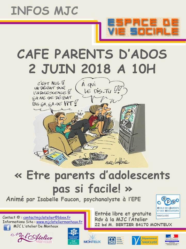 Cafe parents d ados 02 06 18