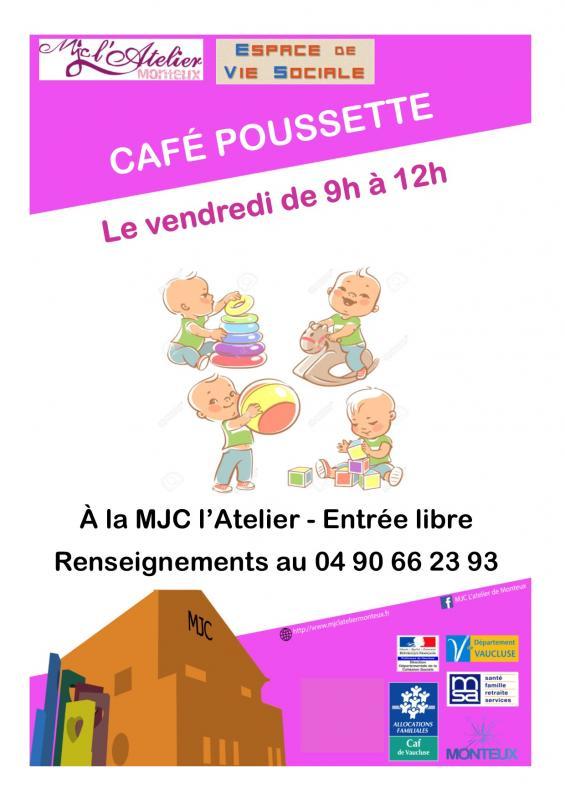 Cafe poussette 1