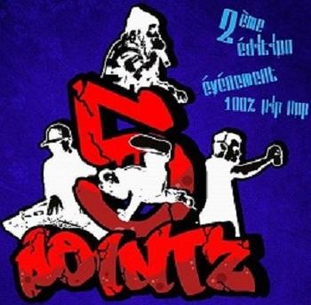 Logo 2017 5 pointz
